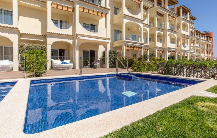 Appartement Swim Up, Hôtel Zafiro Bahia, Majorque, Baléares, Espagne