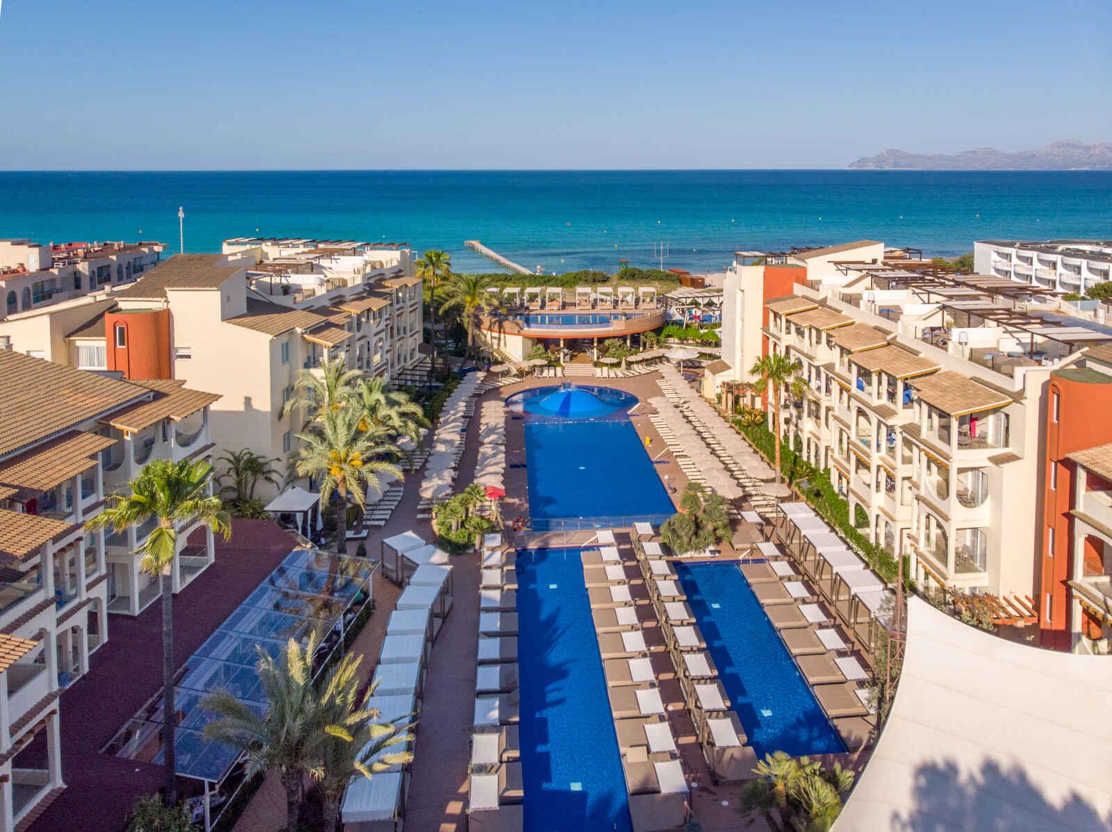 Espagne : Zafiro Bahia Hotel