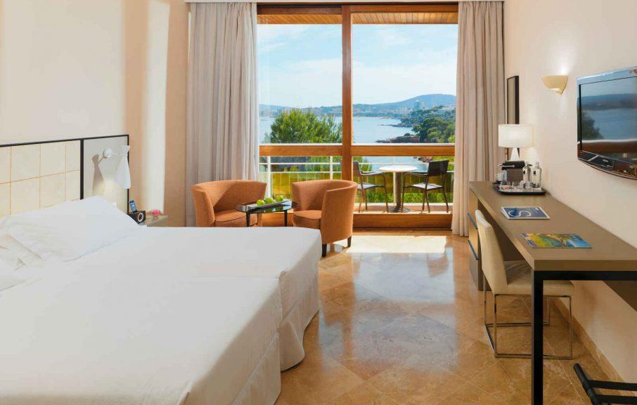 Chambre Double, Hôtel H10 Punta Negra, Majorque, Baléares, Espagne