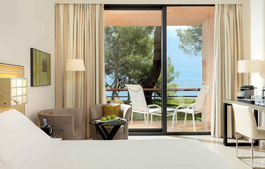 Chambre Supérieure, Hôtel H10 Punta Negra, Majorque, Baléares, Espagne