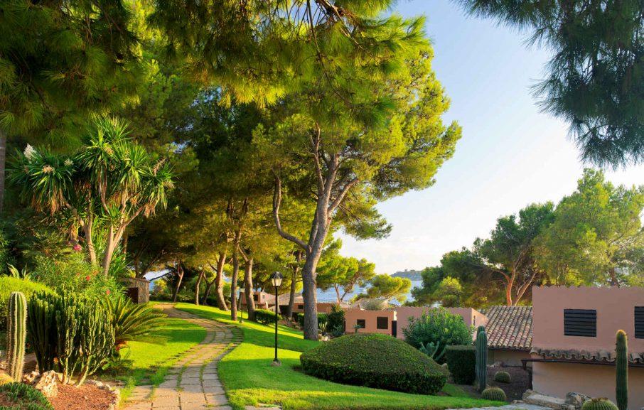 Vue extérieure, Hôtel H10 Punta Negra, Majorque, Baléares, Espagne