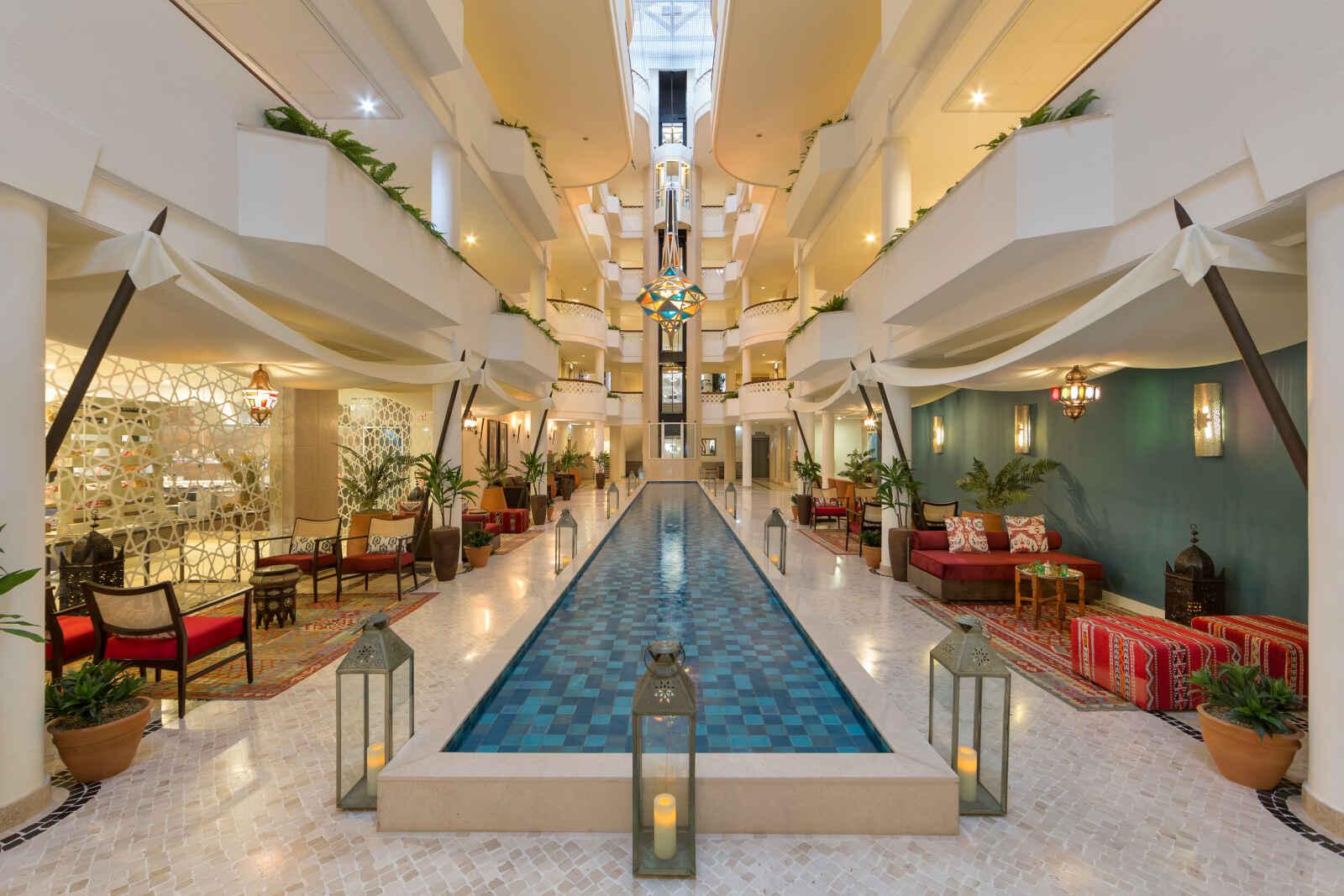 Portugal : Hotel Oriental - Portimao