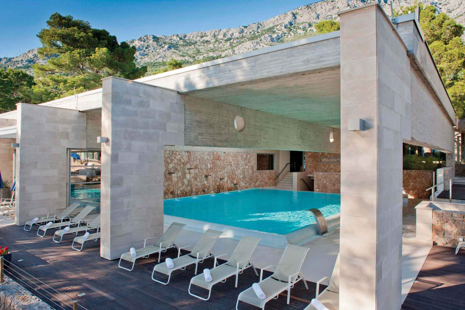 Croatie : Bluesun Hotel Soline