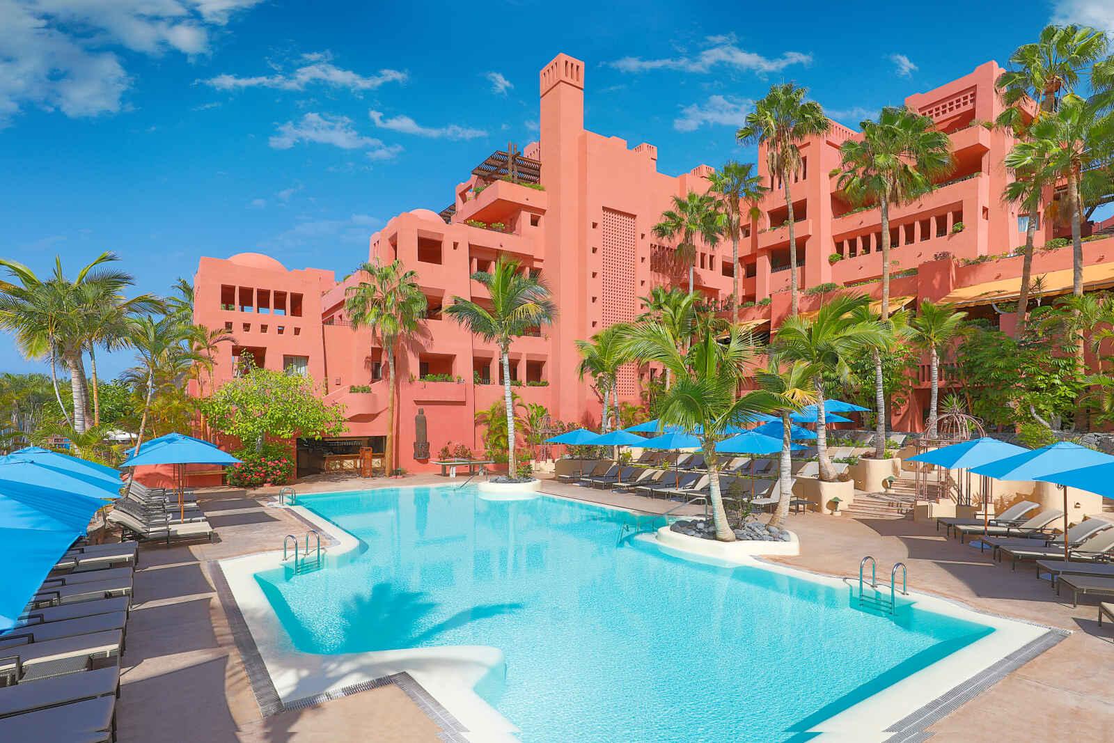 Espagne : The Ritz-Carlton Abama