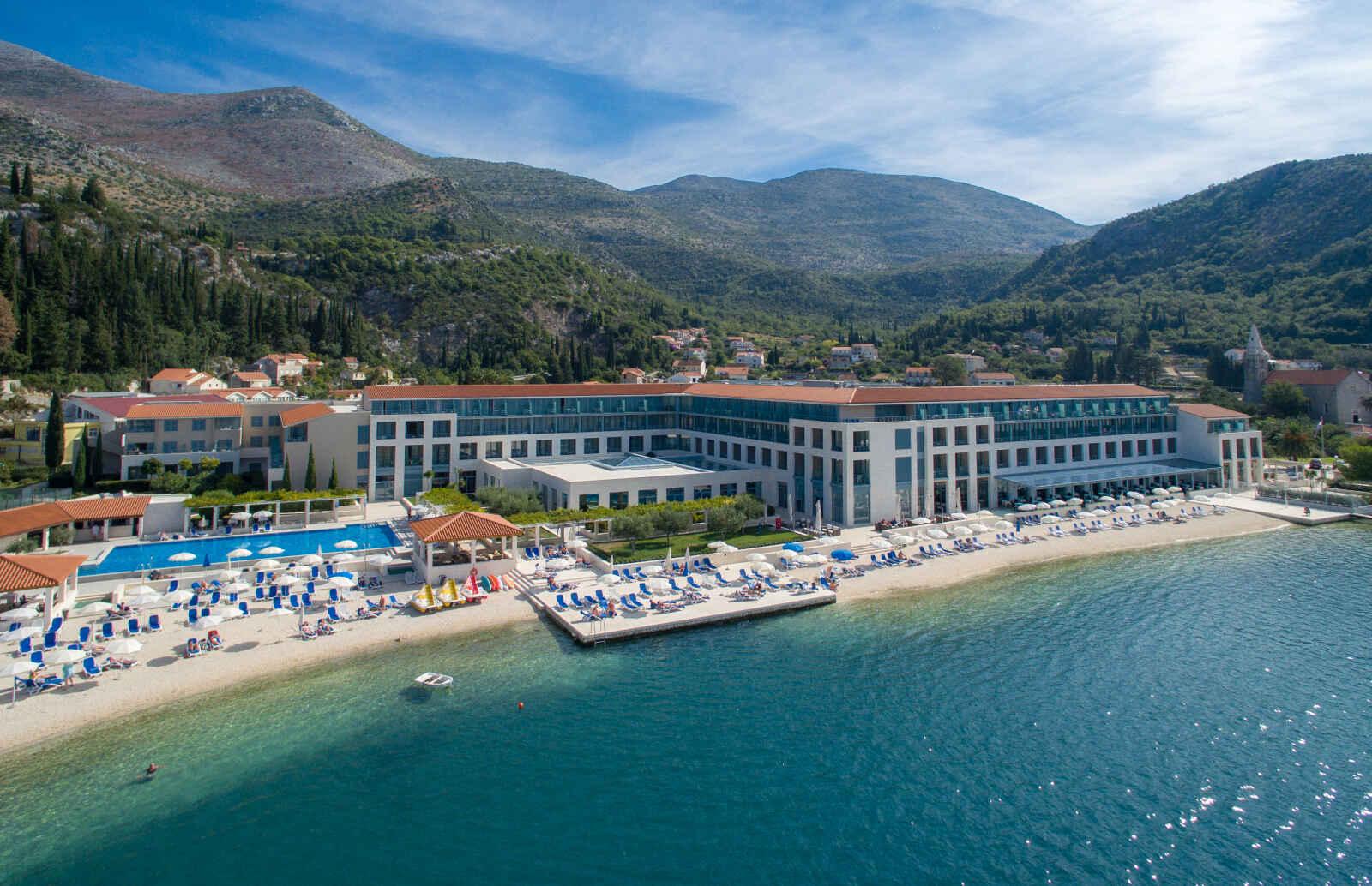 Croatie : Admiral Grand Hotel