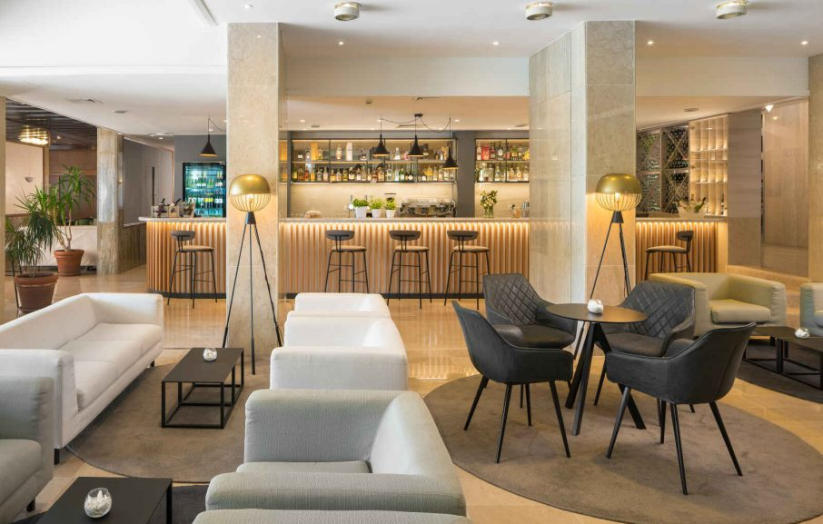 Vero Lobby Bar, Valamar Meteor Hotel, Makarska, Croatie