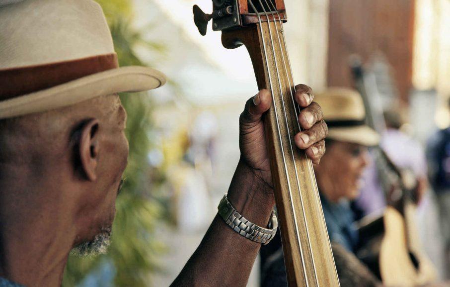 Musiciens, Cuba