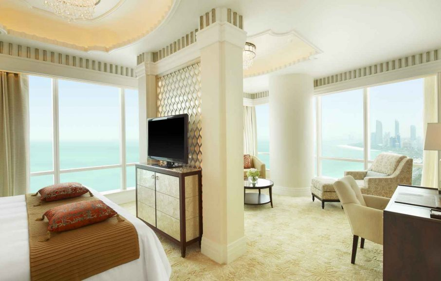 Grand Deluxe Suite, The St. Regis, Abou Dhabi