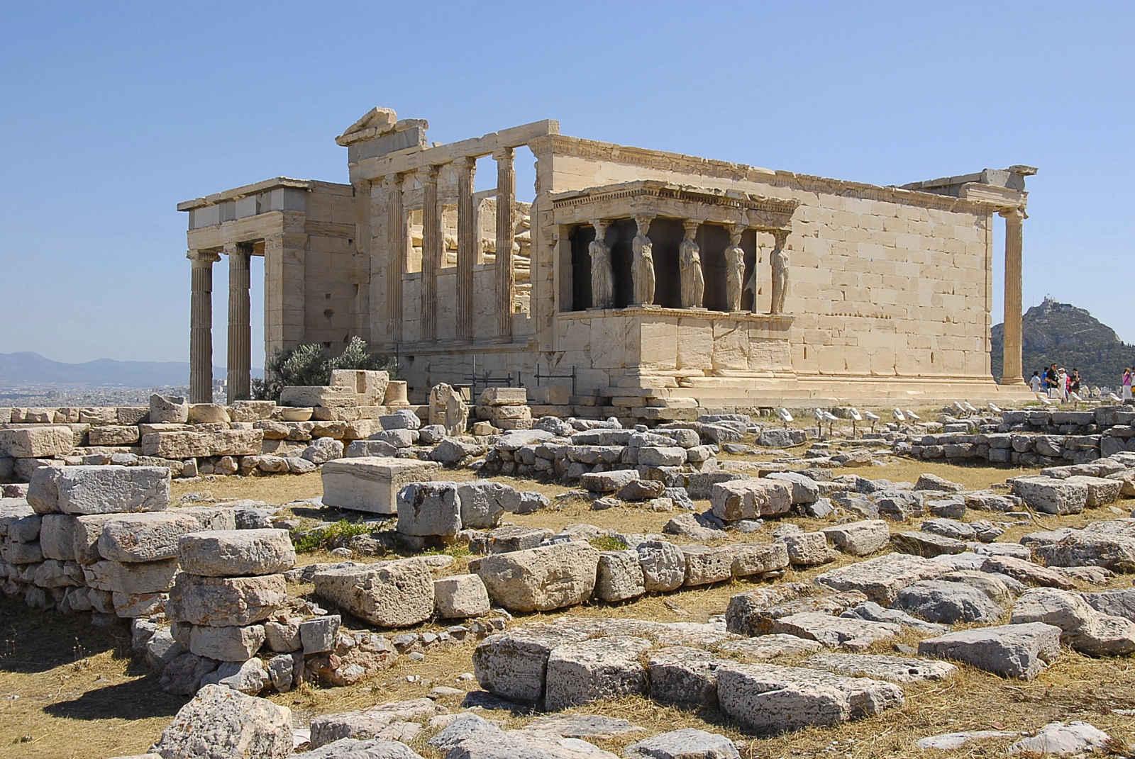 Grèce : Des vestiges et des dieux