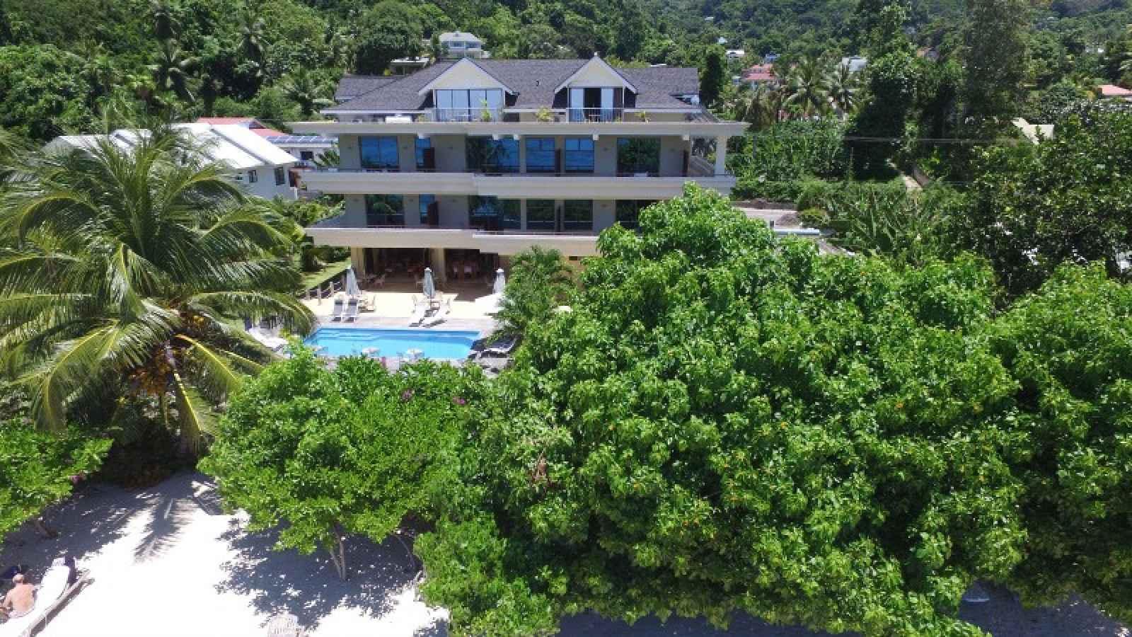 Seychelles : Crown Beach