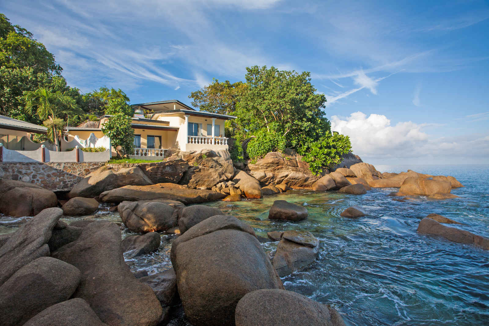 Seychelles : Anse Soleil Beachcomber