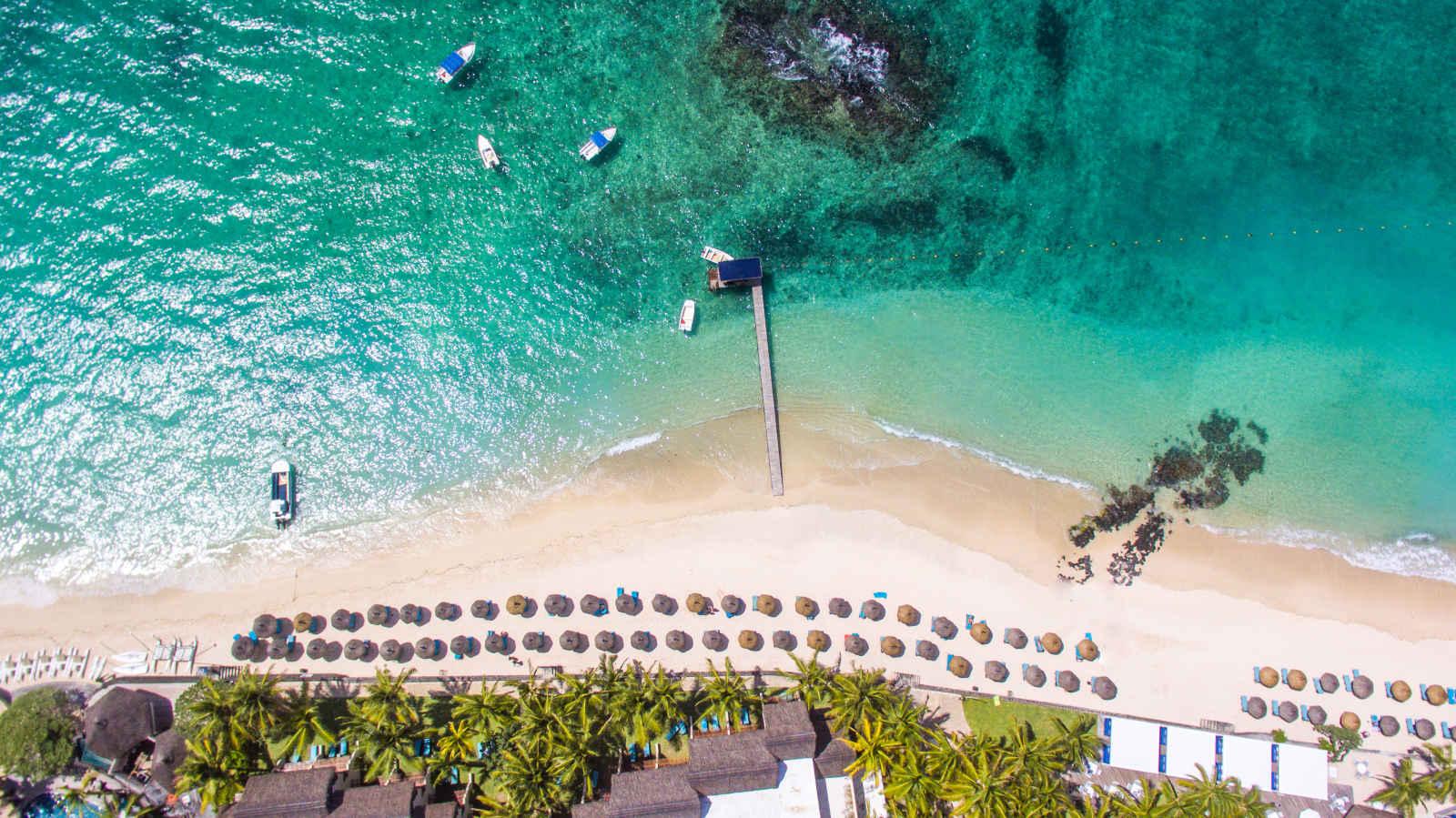 Île Maurice : Combiné golf
