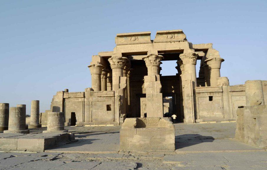 Kom Ombo, Égypte