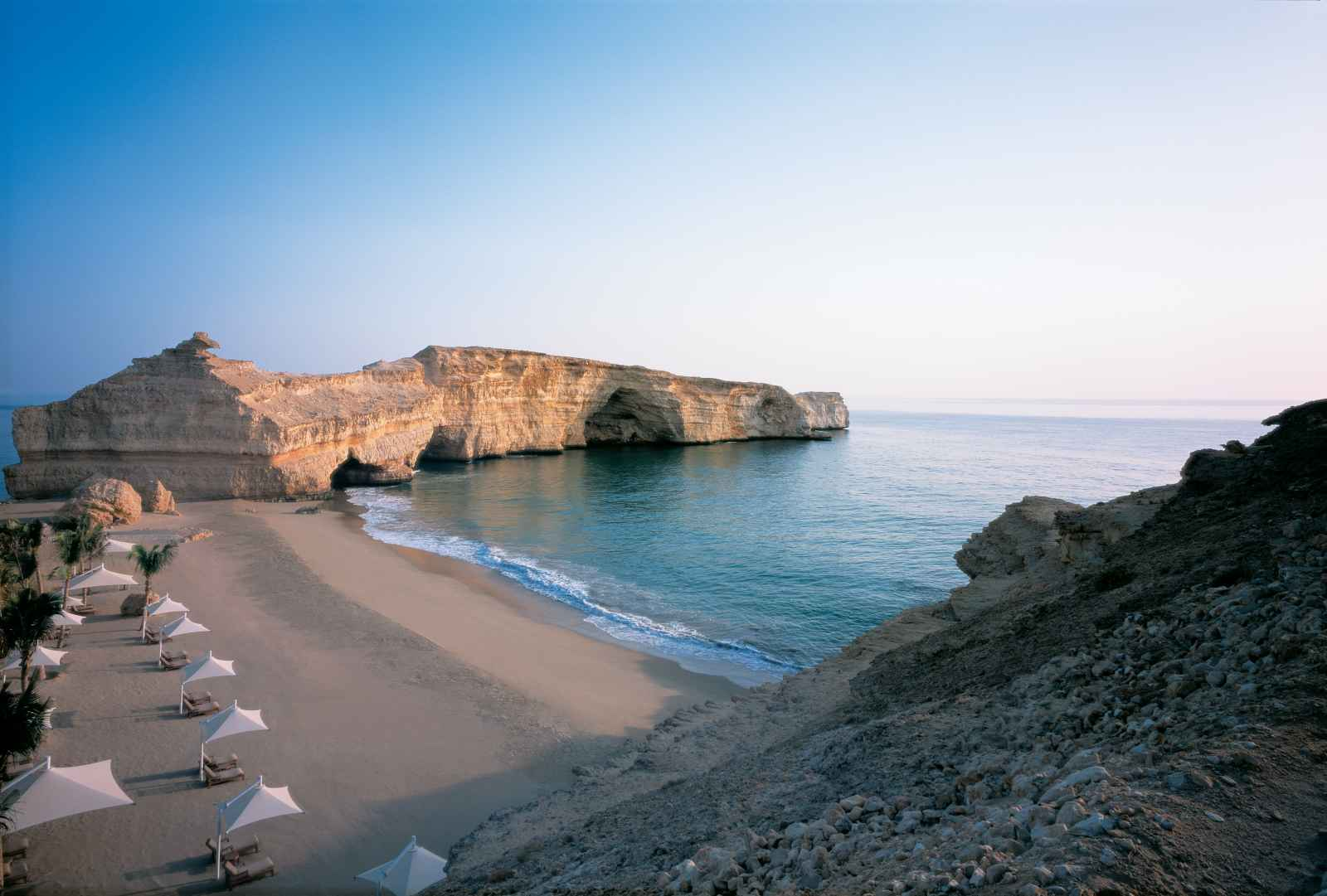 Oman : Shangri-La Al Husn Resort & Spa
