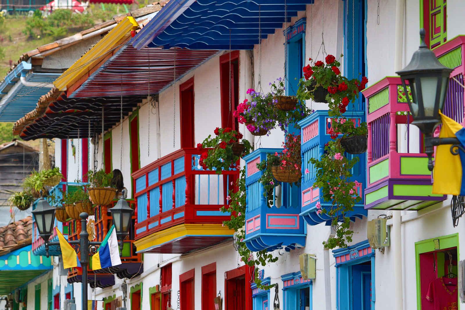 Colombie : Âges d'or de Colombie en privé