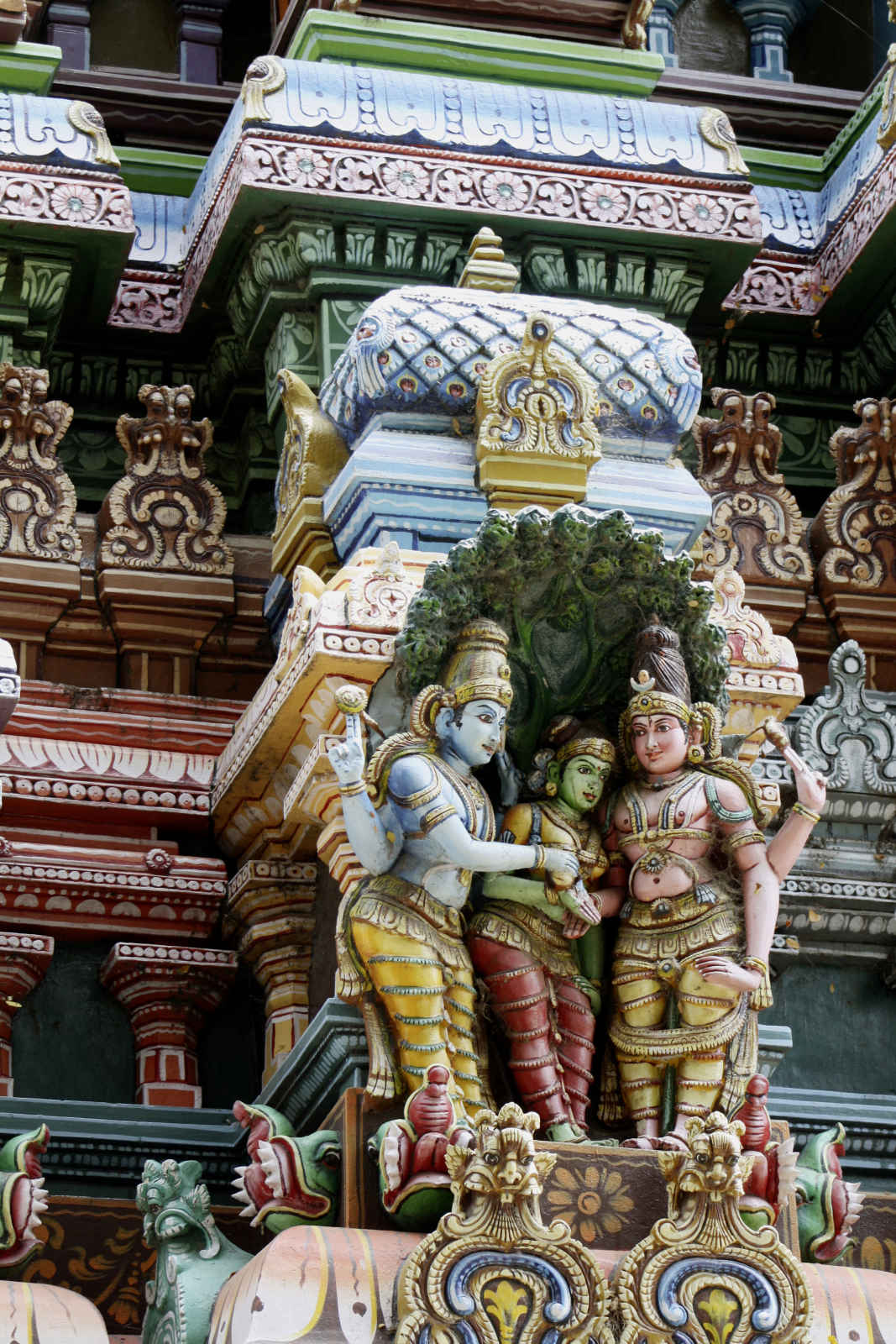 Inde : Souvenirs d'Inde du Sud