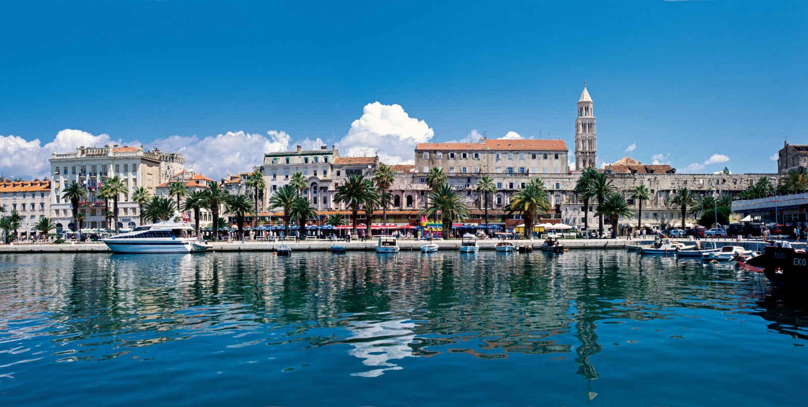 Croatie : Joyaux de Dalmatie