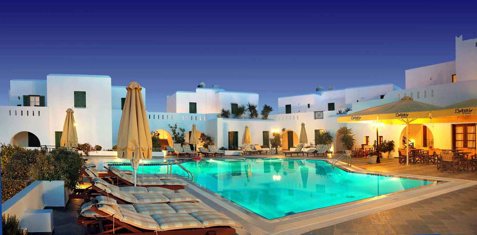 Grèce : Astir of Naxos