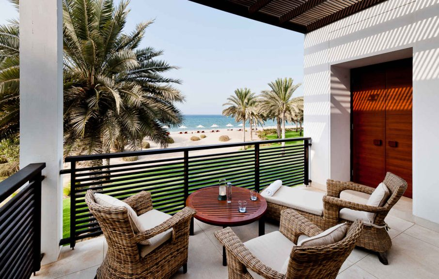 Suite Terrace Ocean View, The Chedi Muscat, Mascate, Oman
