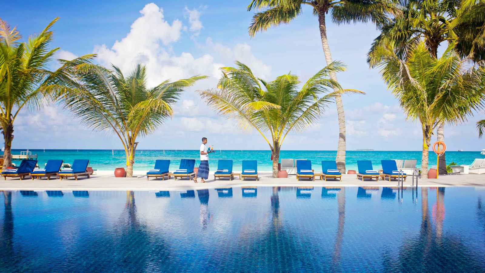 Maldives : Meeru Island Resort and Spa