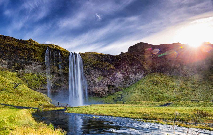 Destination Islande