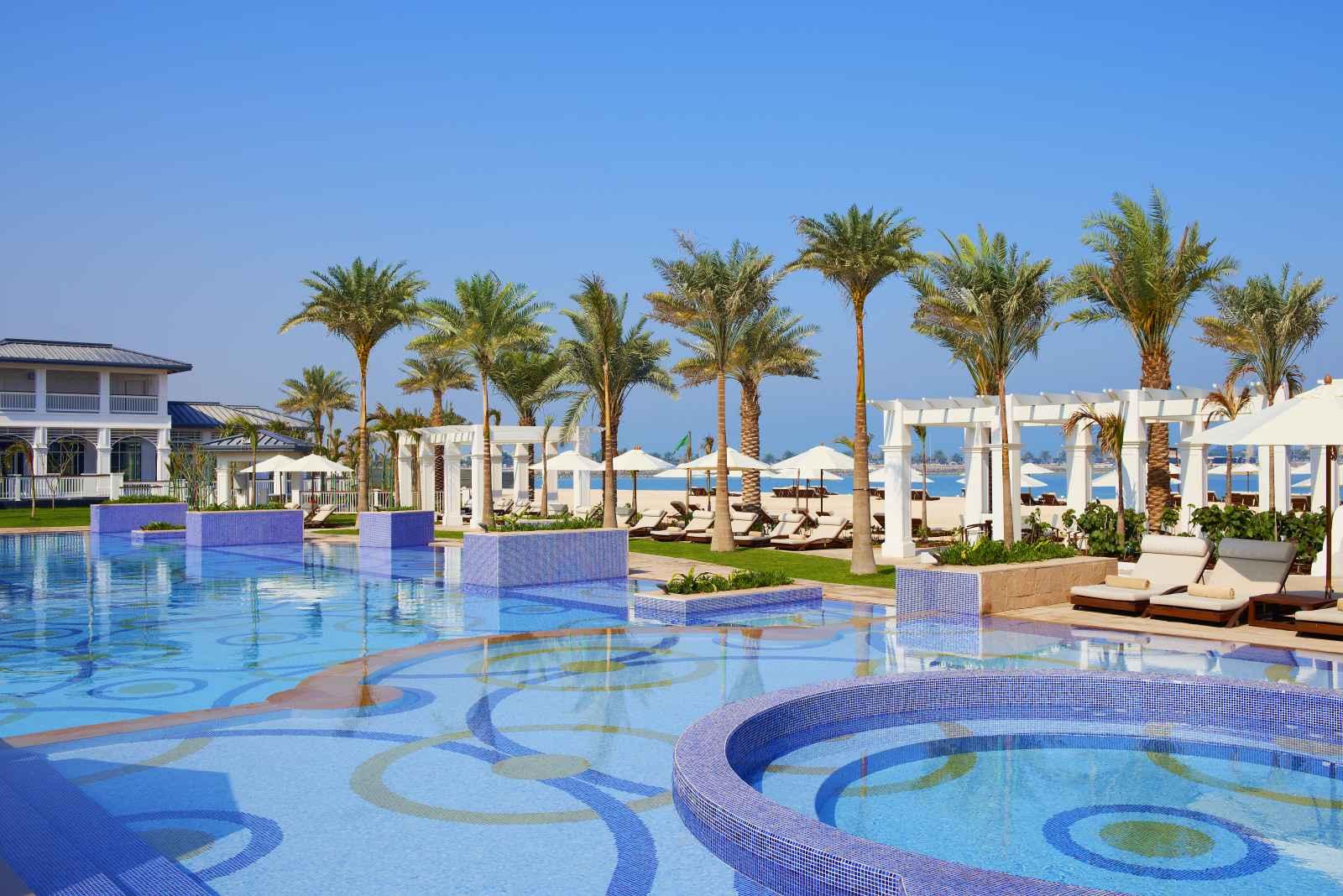 Abou Dhabi : The St. Regis Abu Dhabi