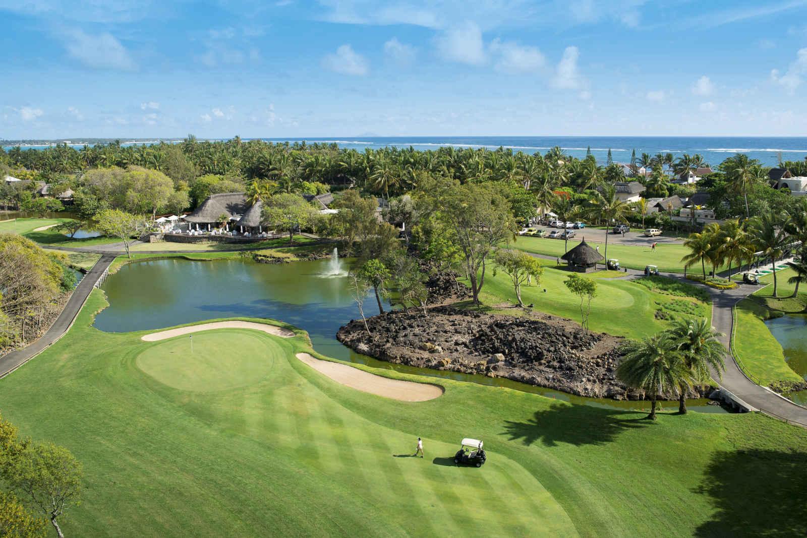 Île Maurice : C Mauritius