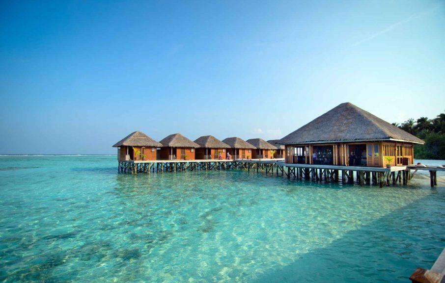 Spa, hôtel Meeru Island Resort & Spa, atoll de Malé, Maldives