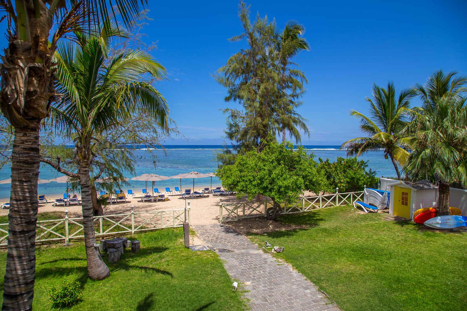 Île de la Réunion : Nautile Beachfront