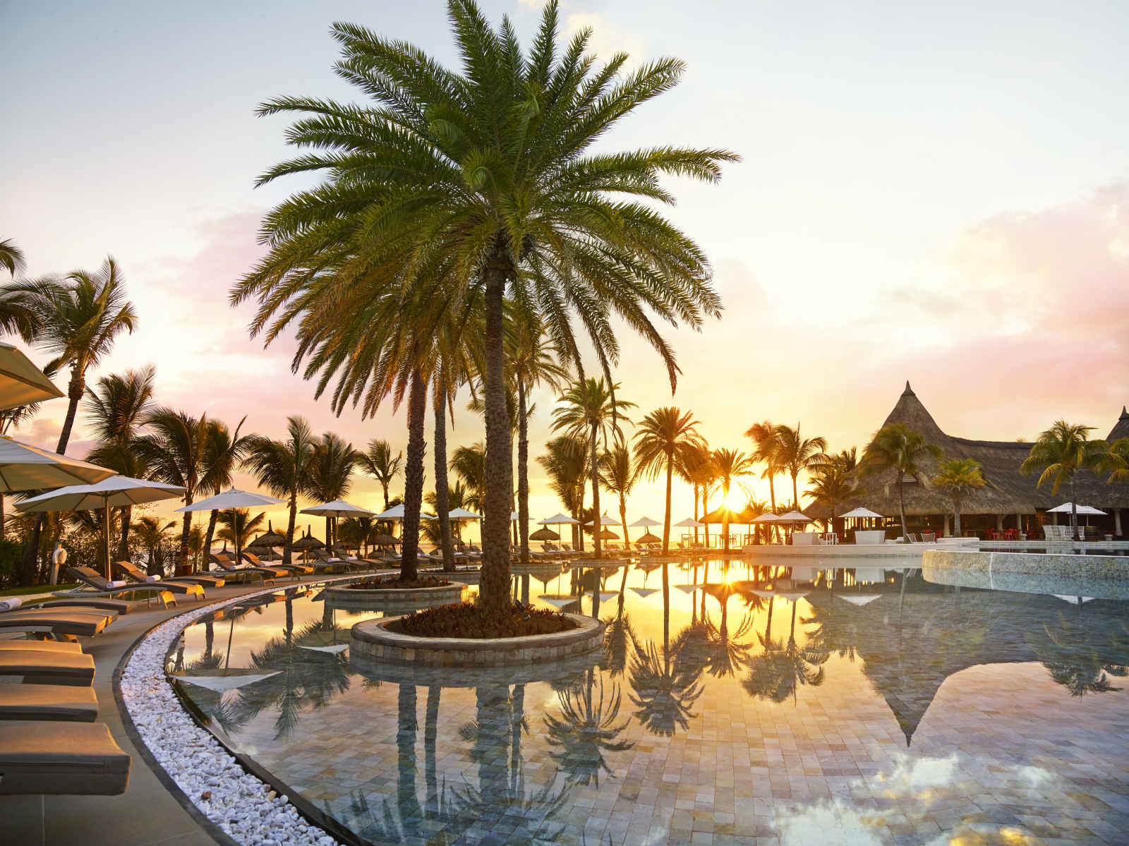 Île Maurice : LUX* Belle Mare Resort & Villas