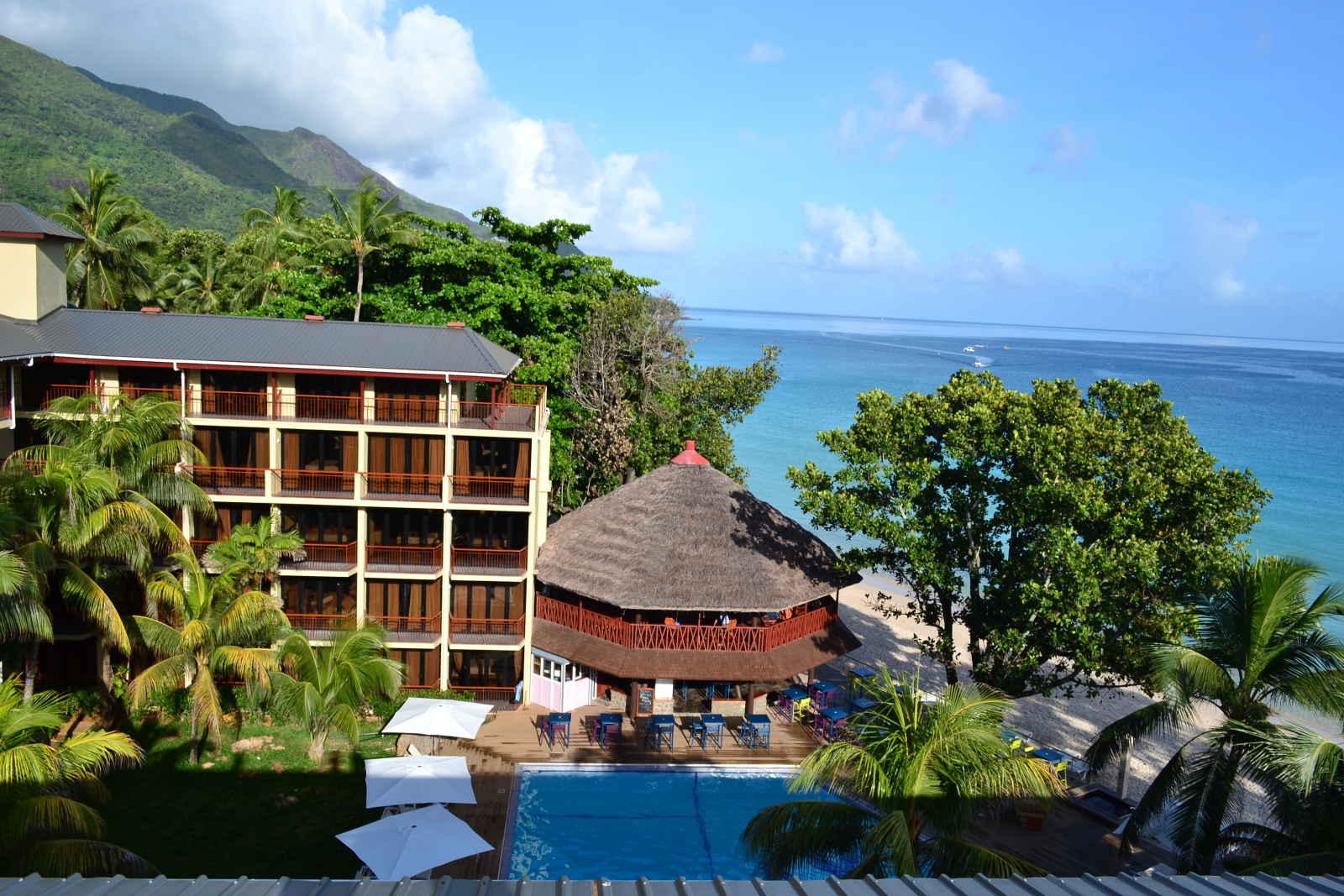 Seychelles : Coral Strand Smart Choice Hotel