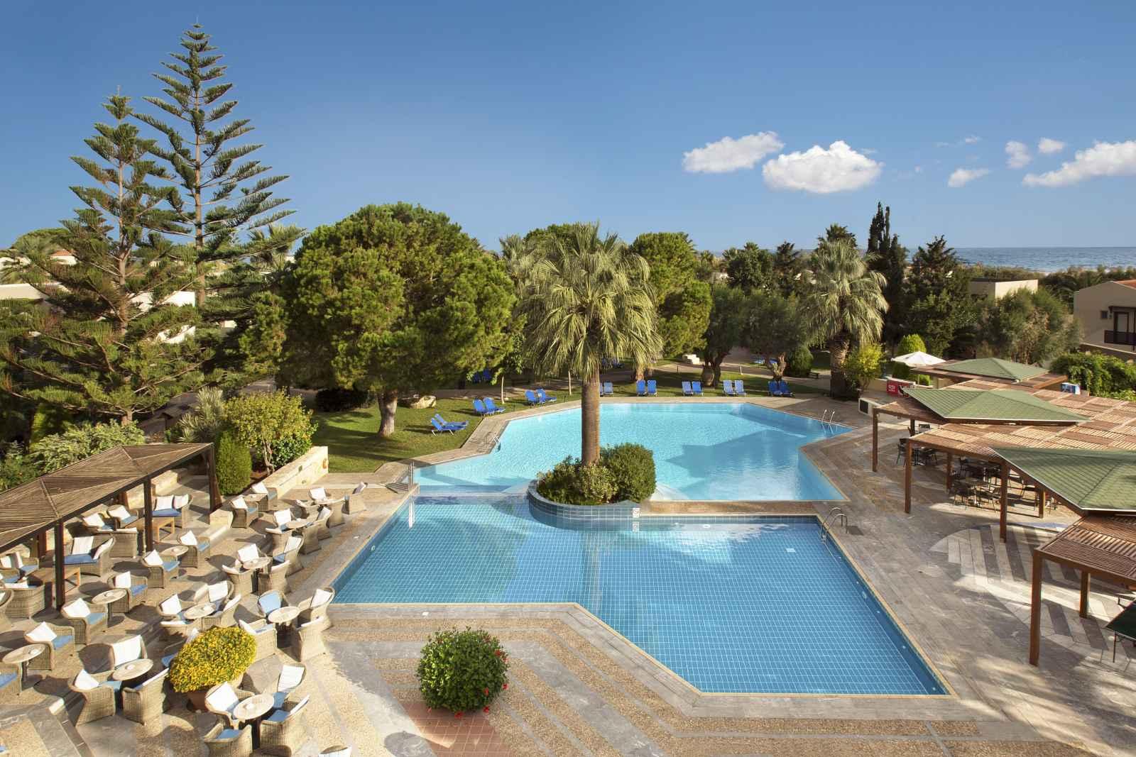 Crète : Cretan Malia Park