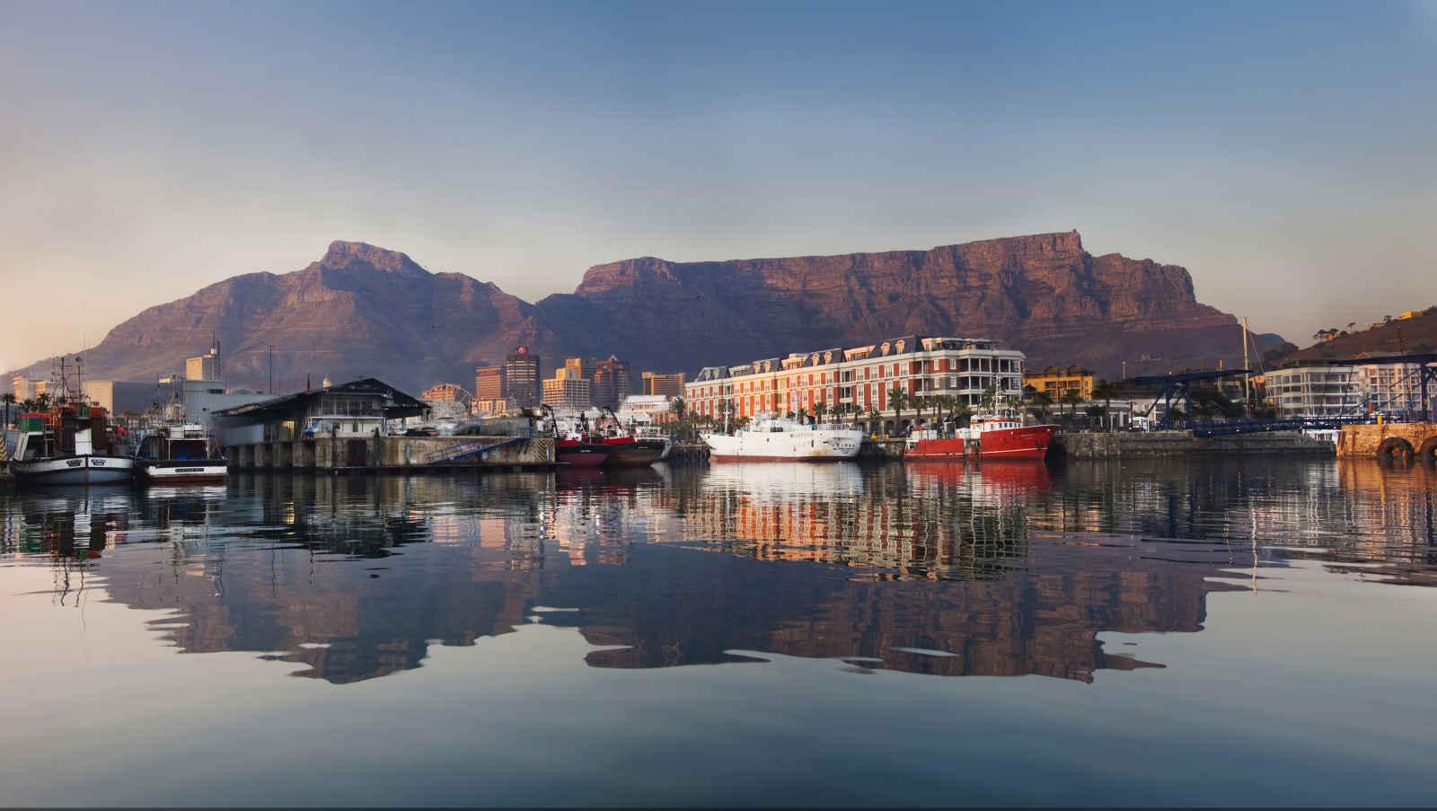 Afrique du Sud : Sud Africana