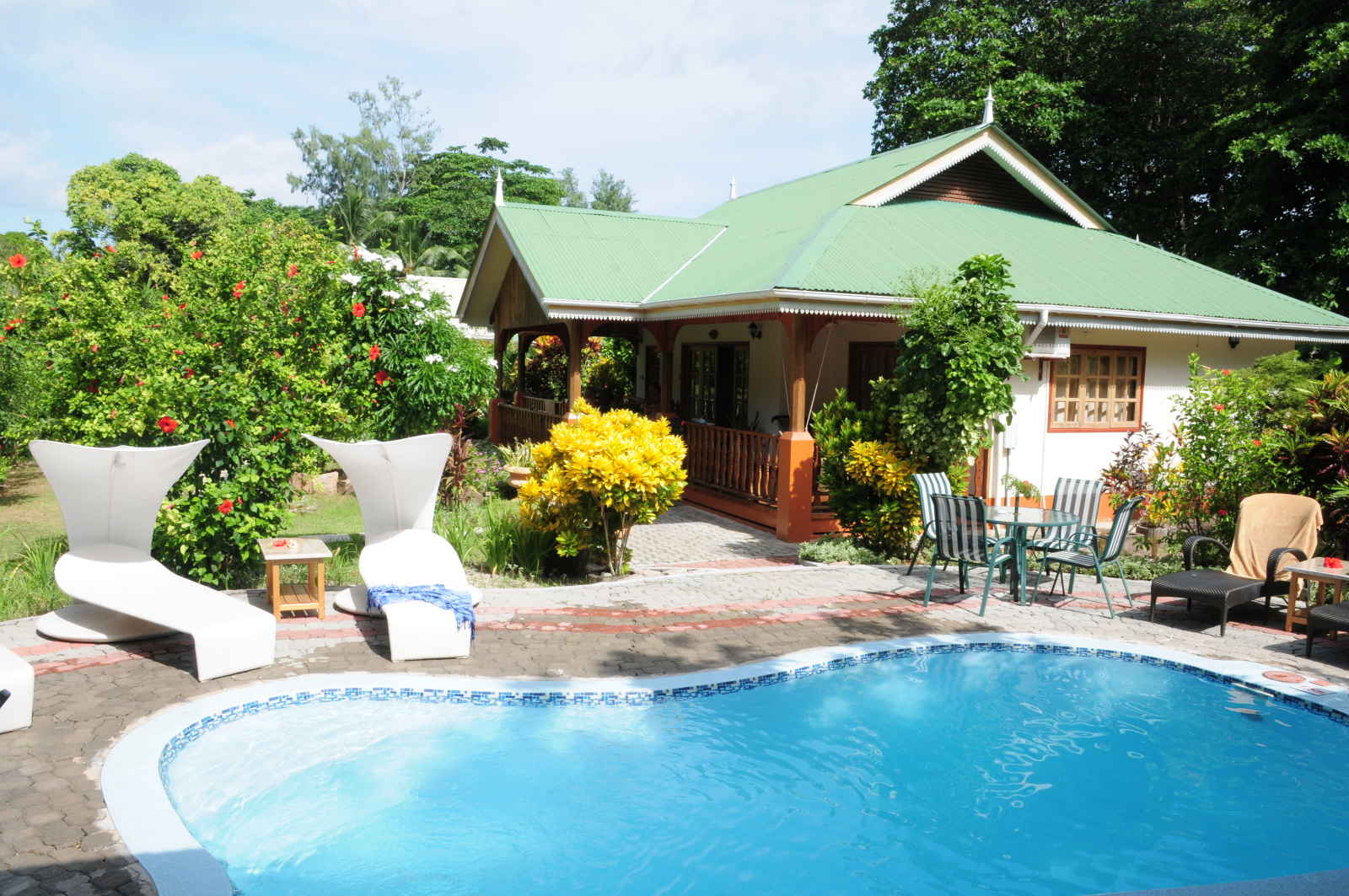Seychelles : Casa De Leela