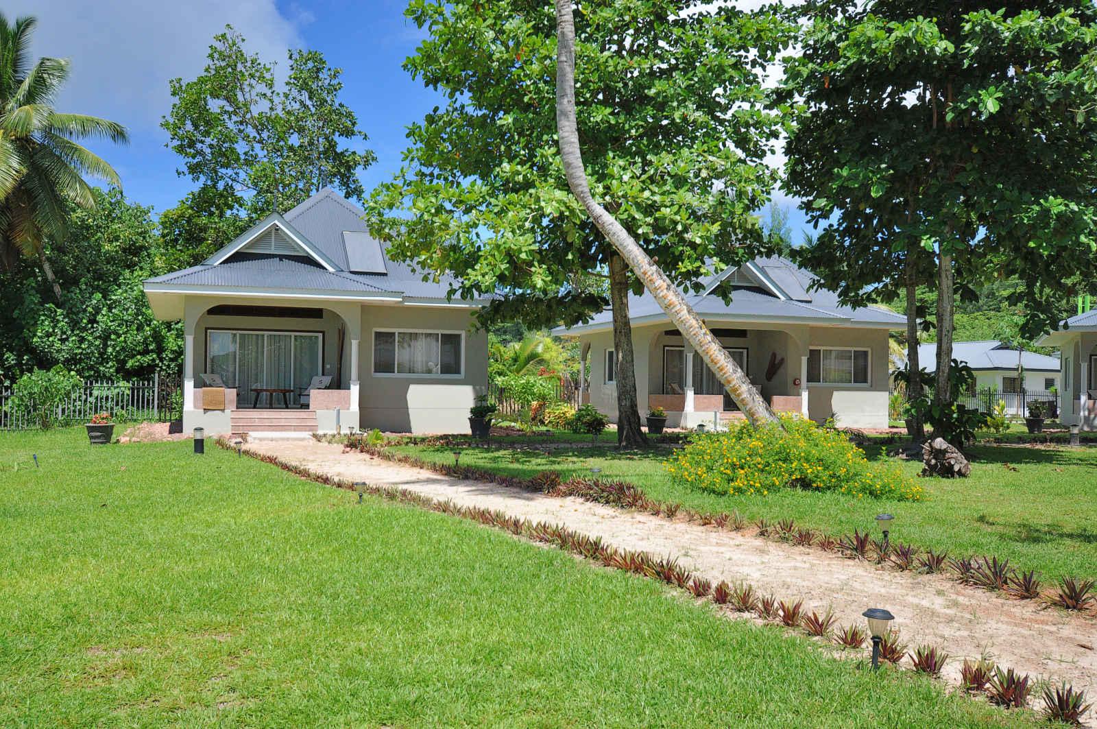 Seychelles : Cote d'Or Footprints