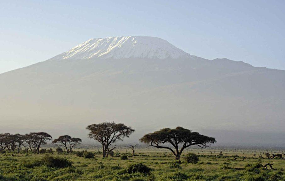 Le Kilimandjaro, Kenya