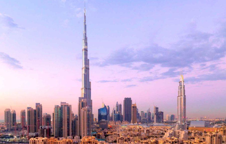Destination Émirats Arabes Unis
