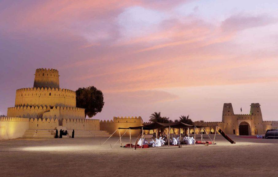 Destination Abou Dhabi