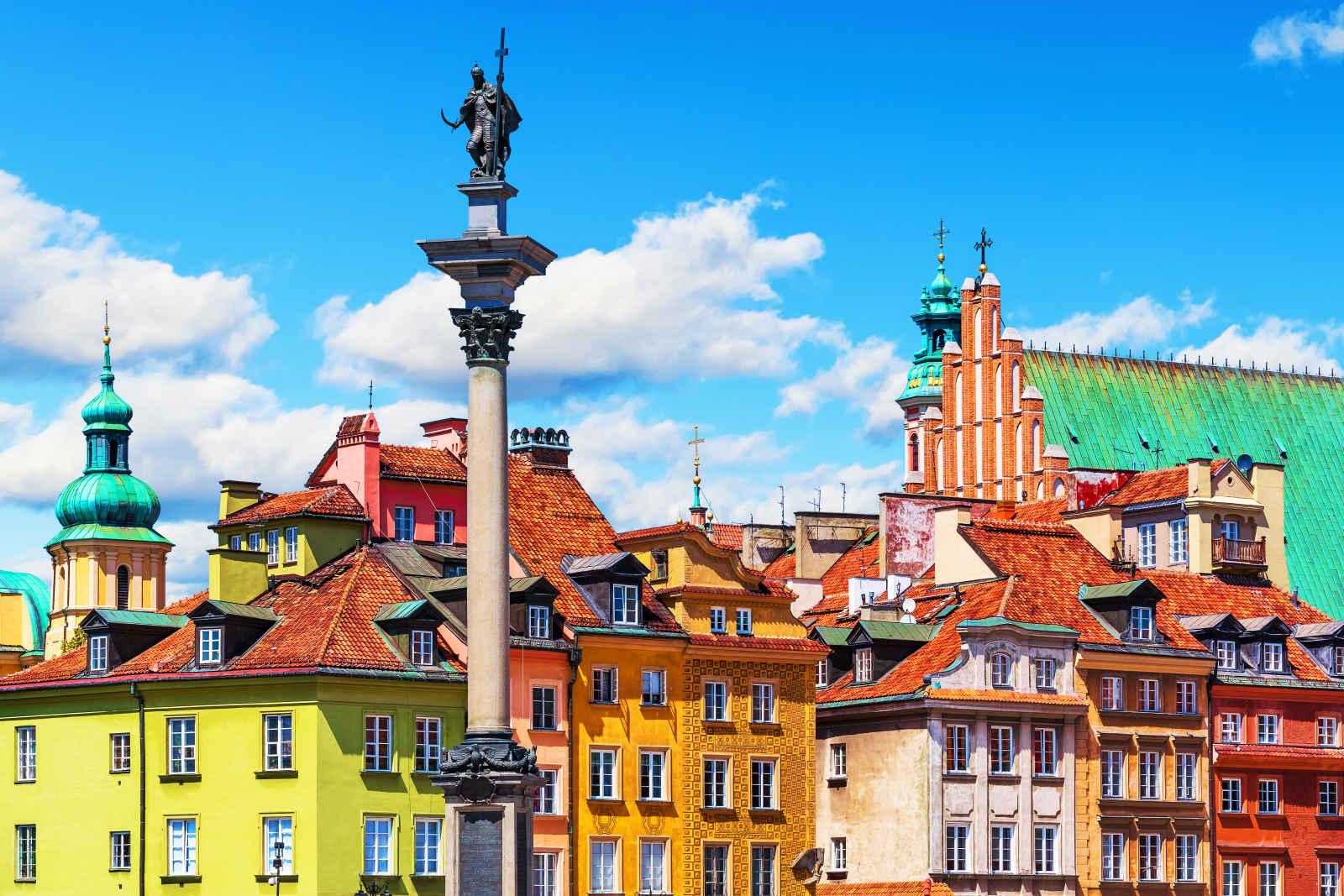 Pologne : Symphonie polonaise