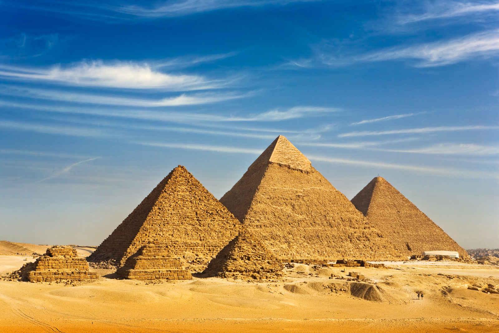 Égypte : Le Scarabée d'or