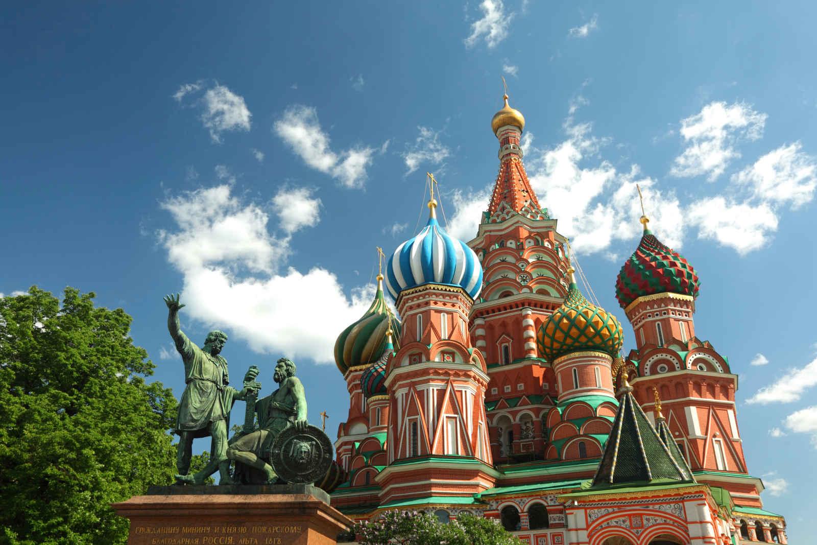 Russie : Héritage des tsars de Russie