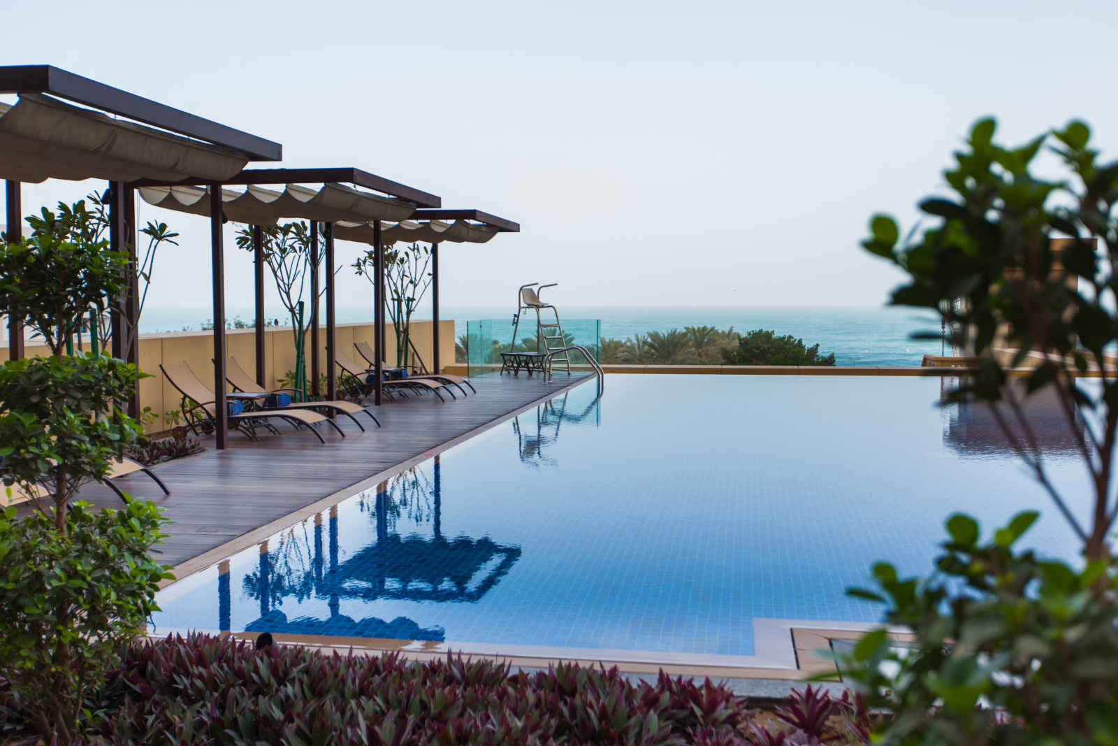 Dubaï : JA Ocean View Hotel