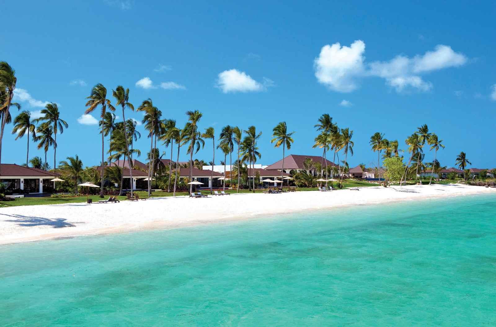 Zanzibar : The Residence