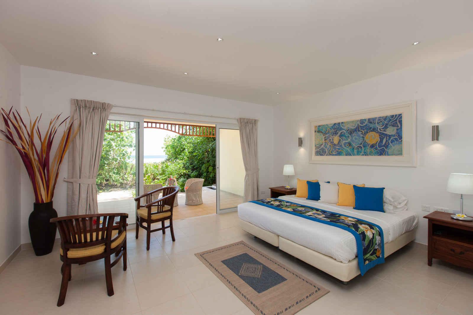 Seychelles : Acajou