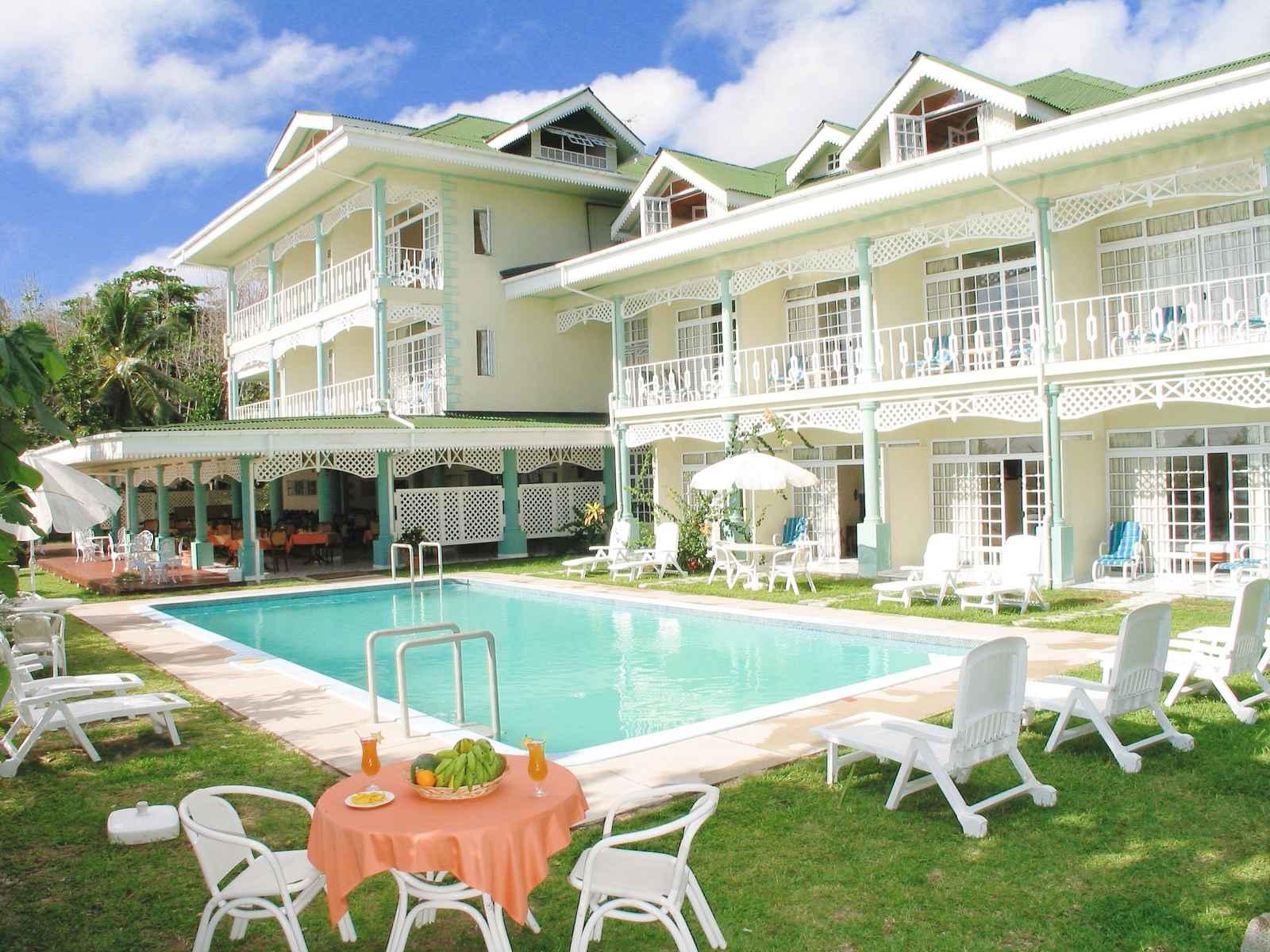 Seychelles : Palm Beach Hotel
