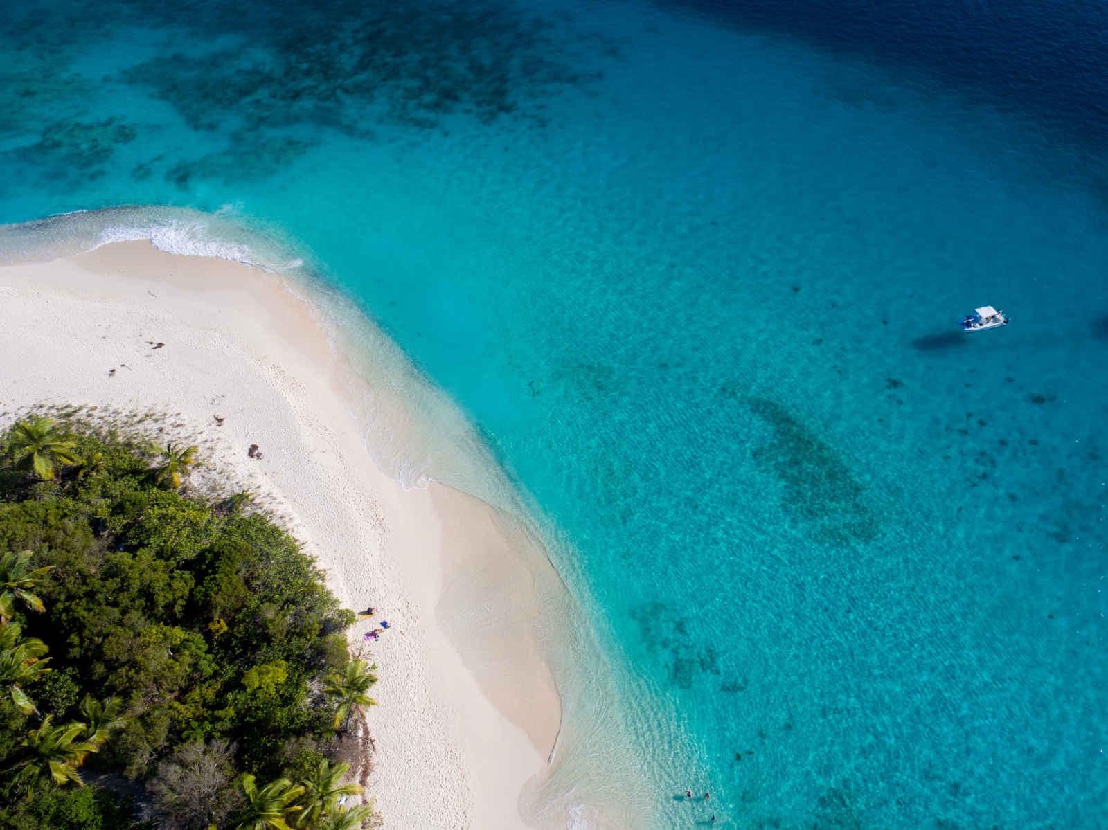 Antilles : Découverte des Antilles (Îles-sous-le-Vent)