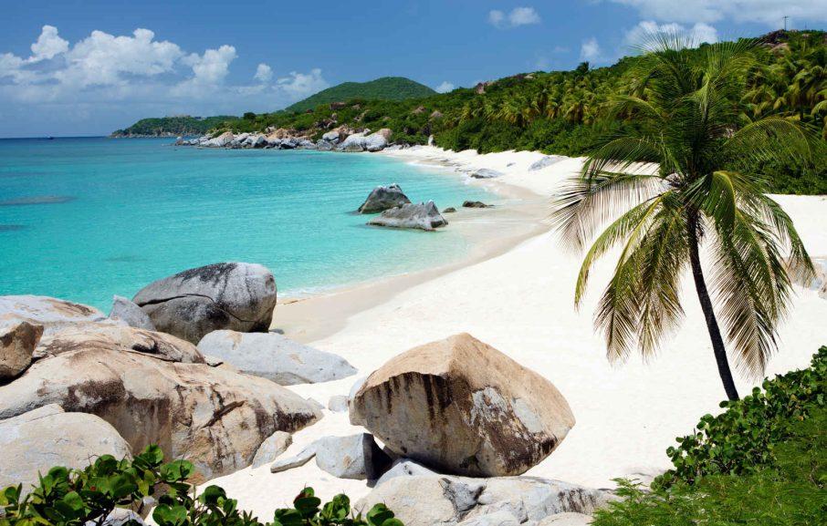 Virgin Gorda, Îles Vierges Britanniques, Caraïbes