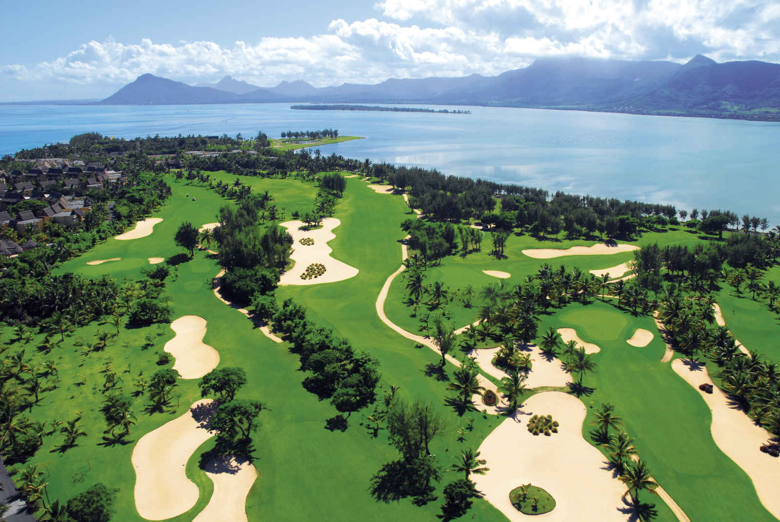 Île Maurice : Les Villas Beachcomber Golf & Spa Resort