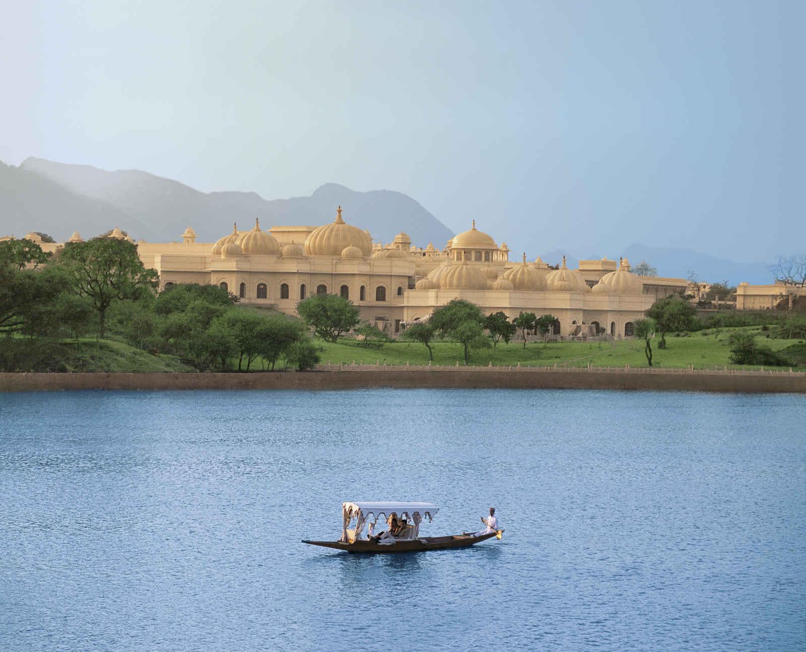 Inde : Palais du Rajasthan en privé