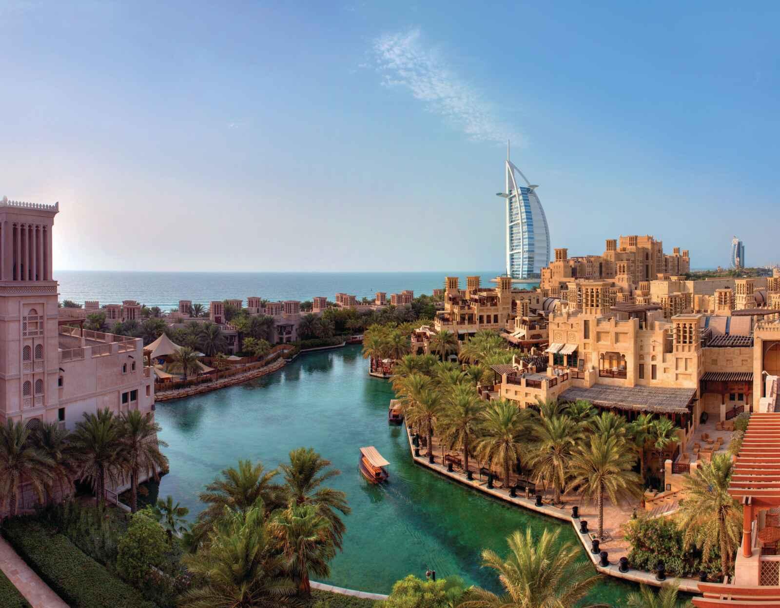 Dubaï : Al Qasr Madinat Jumeirah